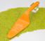 RBV-Birkmann-Tortenheber-Kuchenheber-Colour-Splash-in-orange-Kunststoff Indexbild 1