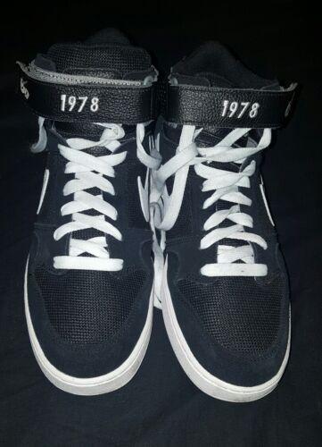 noir et Air toile Taille 1 Uk8 Id Nike Force Hi Us9 daim en Fzwpqx1nxO