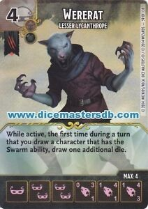 Wererat-Lesser-Lycanthrope-59-Dungeons-amp-Dragons-Battle-for-Dice-Masters
