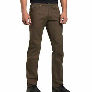 2e8c2b14 NEW Kuhl Men Kanvus Jean pants KOVERT 36 x 32 inseam casual pants | eBay