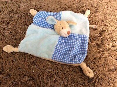 2019 Nuovo Stile Keel Toys Trapunta Coperta Soother Hugs Giocattolo Morbido Con Sonaglio Blu Copertina ???? ???? Baby-