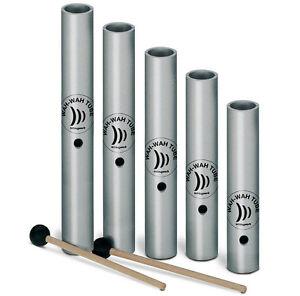 Schlagwerk Wt 5 Wah-wah-tube 5er Ensemble Röhrenglocken