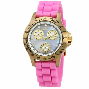 Invicta-21982-Women-039-s-039-Speedway-039-Stainless-Steel-and-Silicone-Casual-Watch