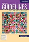 Guidelines: A Cross-cultural Reading / Writing Text by Ruth Spack (Paperback, 2006)