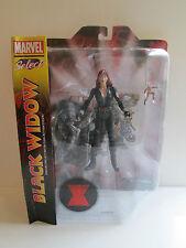 Marvel Diamond Select Black Widow - Action Figure Ant-Man Avengers
