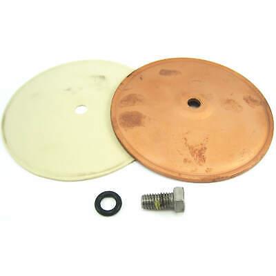 """Sen-Dure 0396 Heat Exchanger End Cap Gasket 5"""" Rubber 4-3//4"""" O.D."""