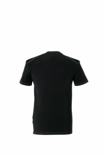 Planam Durawork Herren T-Shirt schwarz grau Modell 2960