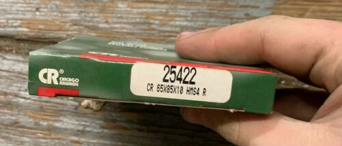 CR CHICAGO RAWHIDE 25422 OIL SEAL 65X85X10 NEW IN FACTORY PACKAGE