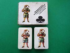 Vintage Russian Souvienir Playing Cards 2x Decks 54 sheets per deck 1992.