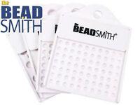 Beadsmith 4 Piece Bead Gem Stone Counter Tray Set 3mm, 4mm, 6mm, 8mm Beading
