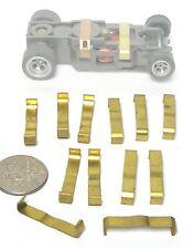 12 Aurora AFX 4-Gear Specialty Magnatraction Slot Car Short Rear Axle Axles 8739