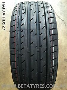1 X 265/30R19 INCH HAIDA Tyre HD927 93W FREE DELIVERY in selected areas