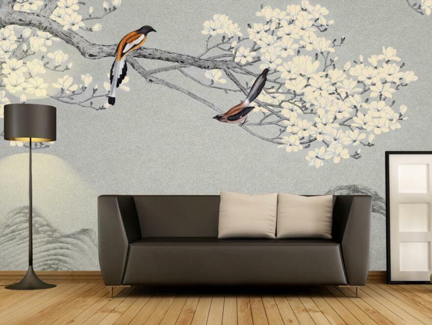 3D Literarisch Stil M714 Tapete Wandbild Selbstklebend Abnehmbare Aufkleber Amy