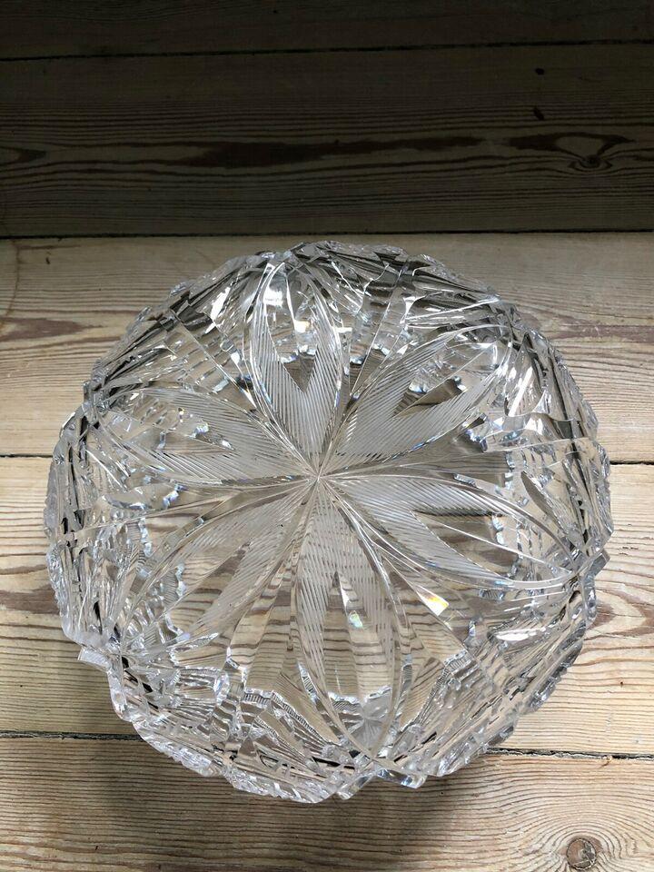 Glas, Skål