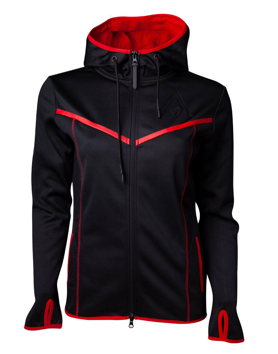 ASSASSINS CREED HOODIE ODYSSEY Technical DARK Damenschuhe GRÖSSE S-M-L-XL-XXL NEU