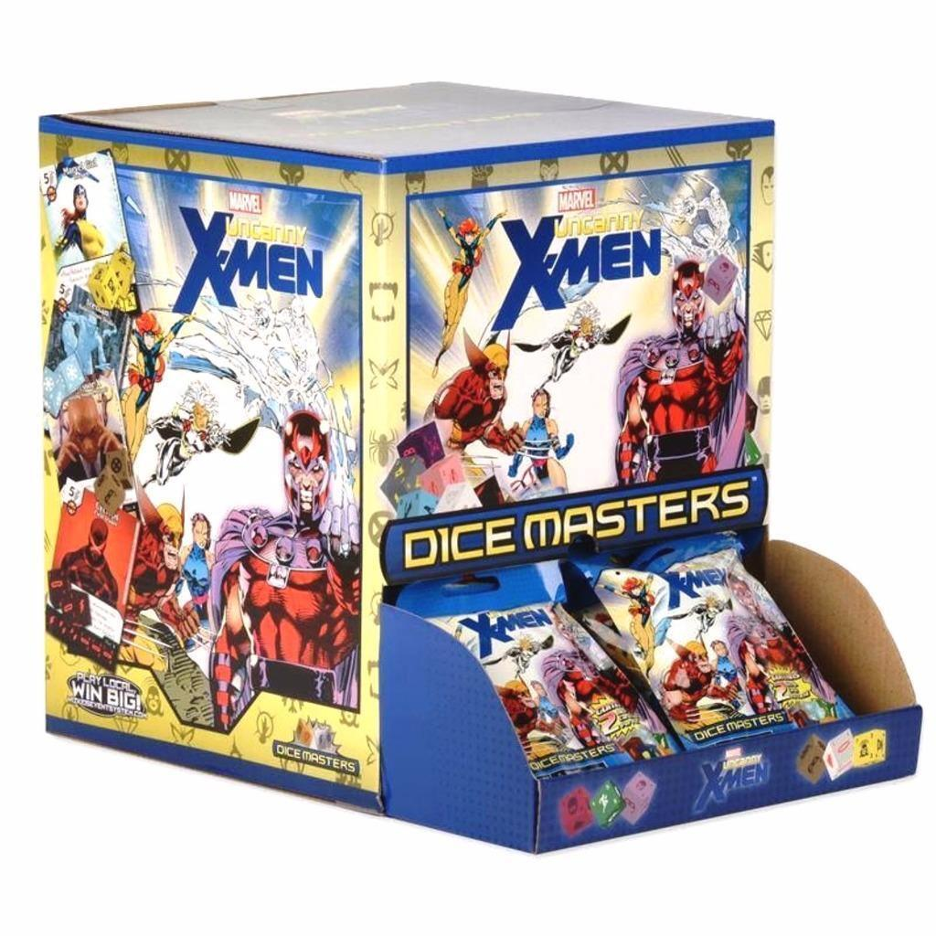 Marvel Dice Masters  Les étranges X-Men Dice building game 90 Comte alimentation par gravité