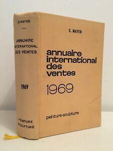 E-Mayer-Annuario-Internazionale-Delle-Vendita-Pittura-Scultura-1969