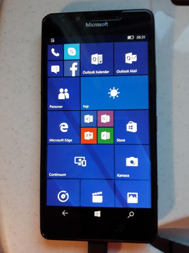 Microsoft Lumia 950, 32 GB