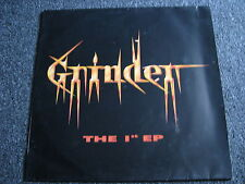 Grinder-The 1st EP LP-1990 Germany-Trash Metal-33 U/min-Album-No Remorse Records