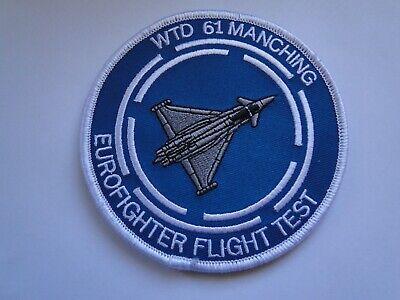 Aufnäher Patch Luftwaffe Eurofighter ..........A4143K
