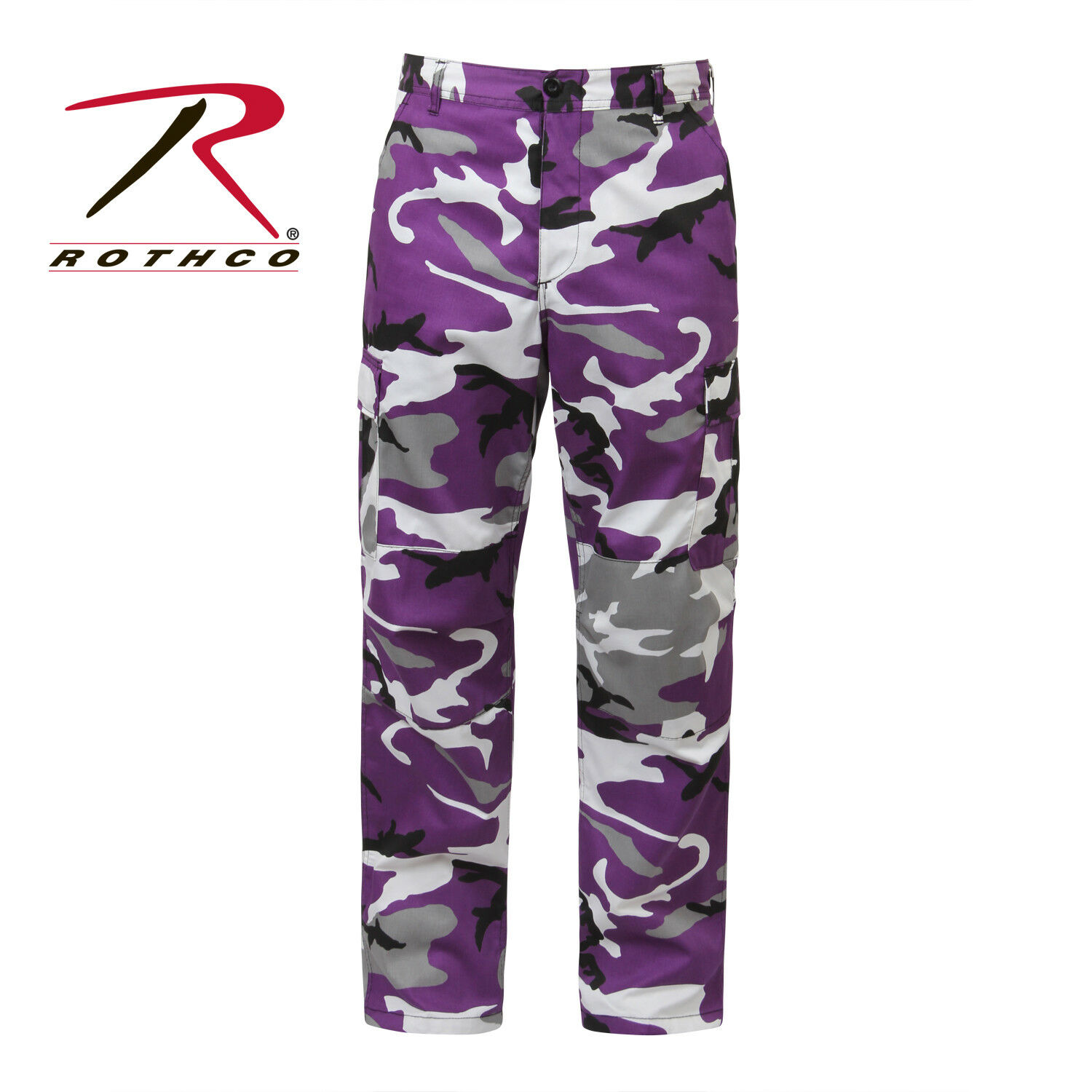 redhco Tactical BDU  Pants Ultra purple Camo  official authorization