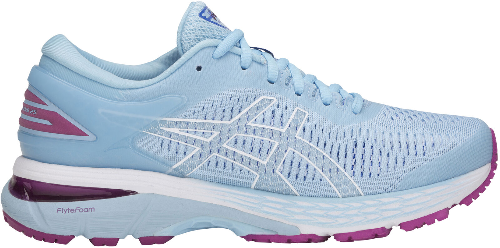 Asics Gel Kayano 25 Womens Running shoes - bluee