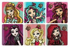 12 Ever After High Stickers Kid Reward Party Goody Loot Bag Filler Favor Supply