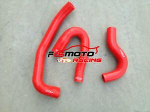 Silicone-Radiator-Hose-For-Nissan-Navara-D22-II-3-0-TDi-ZD30-Diesel-01-06-05-RED