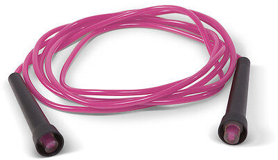 Fitness Mma.kunststoff Sport Boxen Pink Gehorsam Paffen Sport- Fit Springseil 275cm
