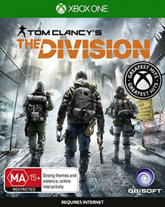 Tom Clancys The Division Greatest Hits Xbox One Game NEW