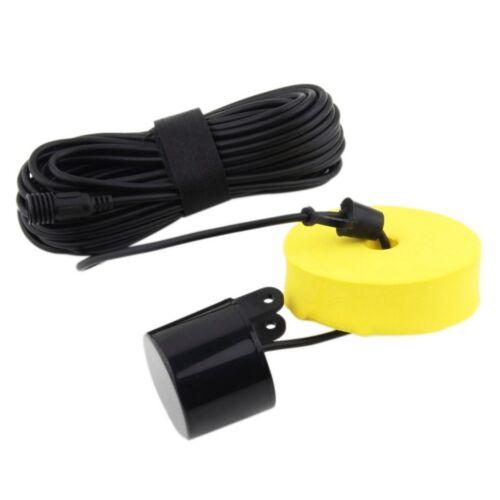 100M Portable Sonar Sensor Fish Finder Fishfinder Capturing Transducer Alarm