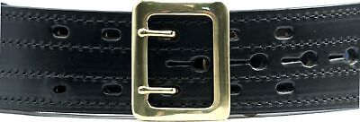 127 cm, Black Gould /& Goodrich B49-50Fl4R E-Z Slide Duty Belt,