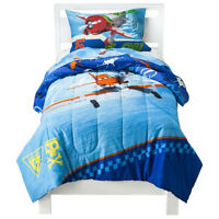 Disney Planes Dusty Airplanes Microfiber Twin Reversible Comforter 64x86