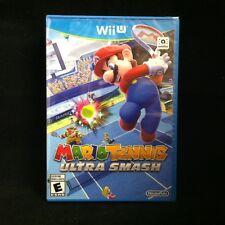 Mario Tennis: Ultra Smash (Wii U) Brand New!!