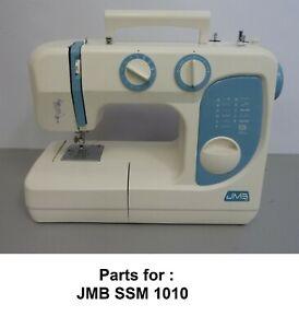 Original JMB SSM 1010 Sewing Machine Replacement Repair Parts