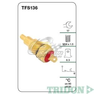 TRIDON-FAN-SWITCH-FOR-Ford-Telstar-10-87-10-98-2-0L-FE-SOHC-8V-Petrol-TFS136