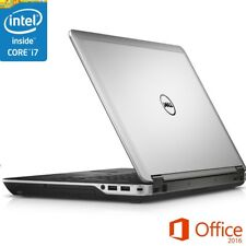 "Dell Latitude Business Grade E6440 14"" (Intel Core i7 4th, 1TB SSHD, 8GB, DVD/RW"