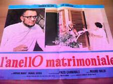 Fotobusta L'ANELLO MATRIMONIALE 1978 Carmen Villani (7)