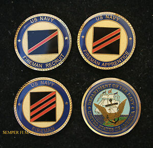US-NAVY-FIREMAN-RATING-CHALLENGE-COIN-SET-USS-USN-FN-PIN-UP-GIFT-PROMOTION-WOW
