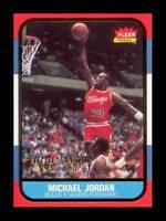 Michael Jordan 1996-97 Fleer Ultra Decade U4 Rookie Card Nm-mt