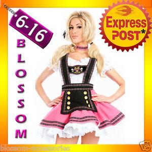 J19-Dirndl-Oktoberfest-Ladies-German-Beer-Maid-Outfit-Fancy-Dress-Party-Costume