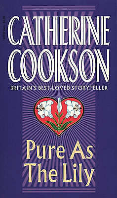 """""""AS NEW"""" Pure As The Lily, Cookson, Catherine, Book"""
