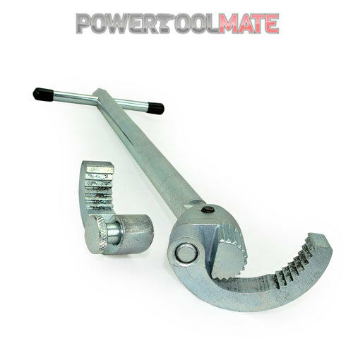 Monument 345V 15 & 22mm Adjustable 2 Jaw Plumbers Basin Wrench