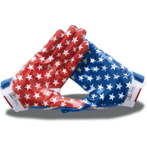 Pick Size /& Color! NEW Under Armour UA F5 Limited Edition Football Gloves