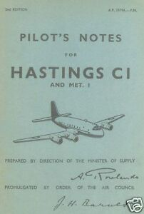 Handley-Page-Hastings-Period-HISTORIC-rare-archive-from-original-WW2-RAF-1950-039-s