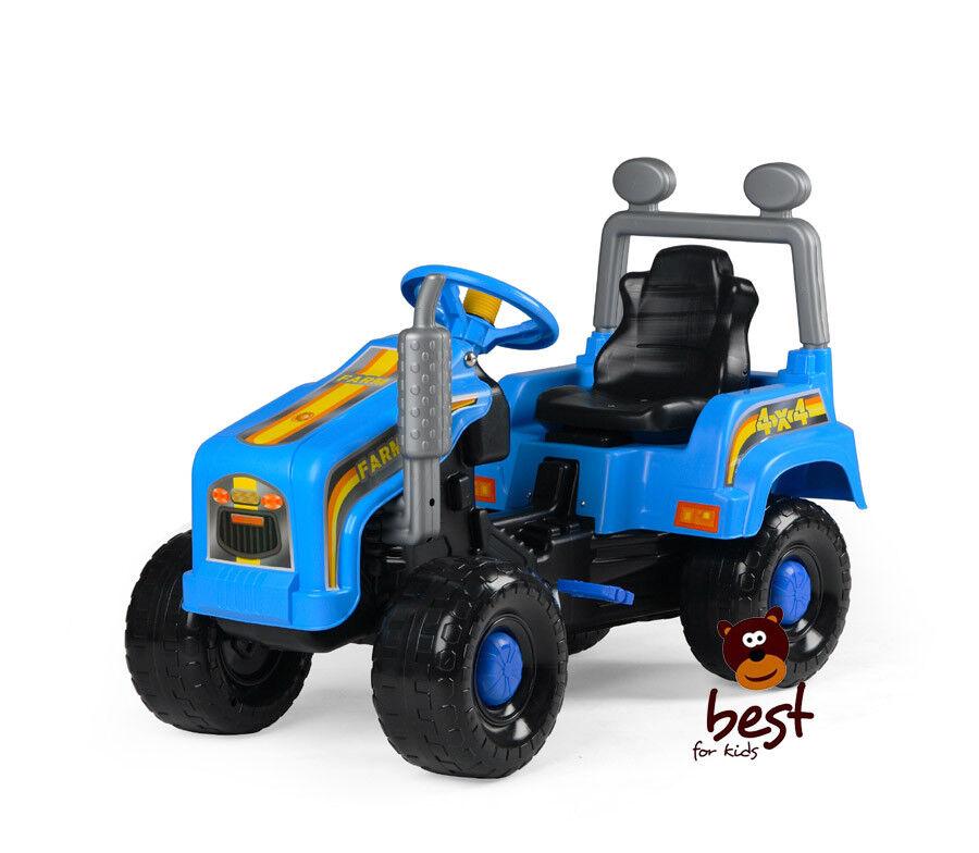 BEST FOR KIDS KINDERTRAKTOR Tretfahrzeug Traktor TRUCK TRUCK TRUCK TRETTRAKTOR SPIELZEUG 654ceb