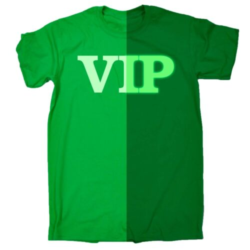 Funny T Shirt VIP Glow In The Dark Club Event Party Birthday T-SHIRT