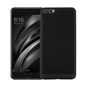 Xiaomi-Redmi-Note-4-Funda-Estuche-Movil-Funda-Bolsa-de-Proteccion-Funda-Negra