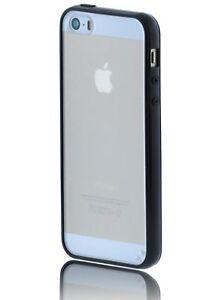 For-Apple-iPhone-5-5S-SE-Shockproof-Clear-Matte-Slim-Hybrid-Bumper-Case-Cover