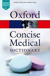 Concise-Medical-Dictionary-Oxford-Quick-Reference-by-NEW-Book-FREE-amp-FAST-D
